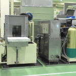 ハネ材高圧洗浄(型式:MN-100)